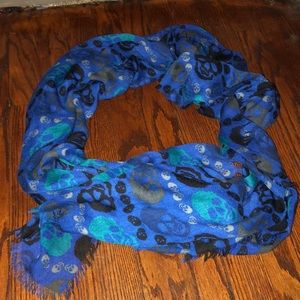 Accessories - Skull Scarf